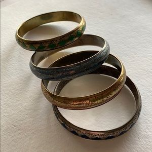 Urban Outfitters Jewelry - Urban Outfitters Bohemian bangle bracelets set